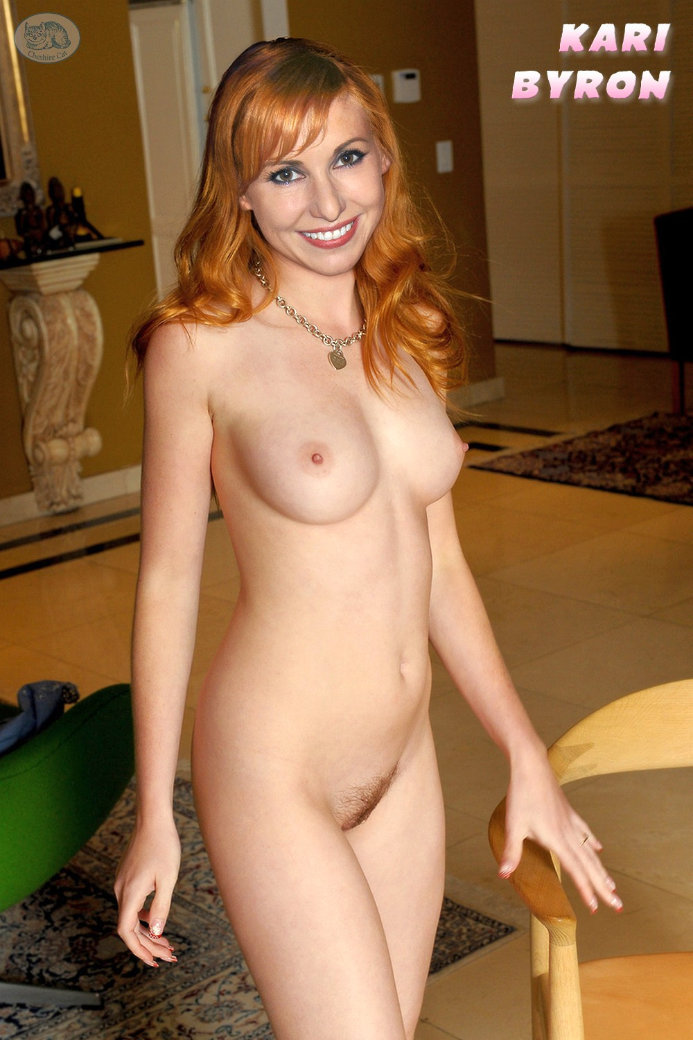 Kari Byron Nude Fakes - 011